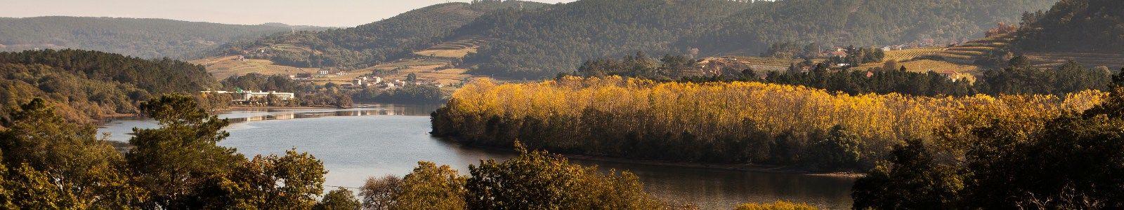 Ribeiro: rivier Miño