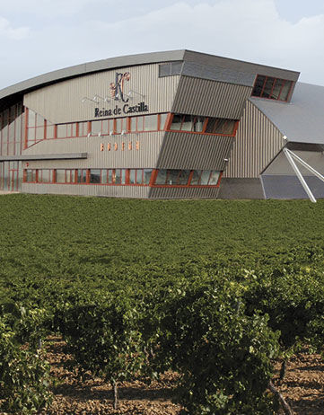 wijnhuis reina de castilia